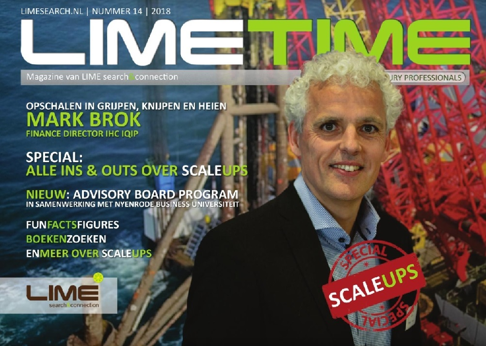 LIMETIME | 14 | Special: alle ins en outs over scale-ups