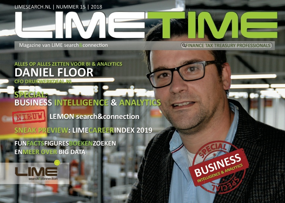 LIMETIME 15 | Business Intelligence & Analytics Special | Sneak Preview LIMEcareerINDEX | LEMON search&connection!