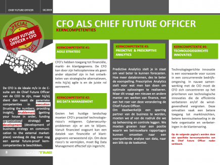 * CFO als Chief Future Officer * SPECIAL *
